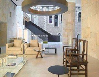 Stylish Mamilla Hotel in Jerusalem's Old City
