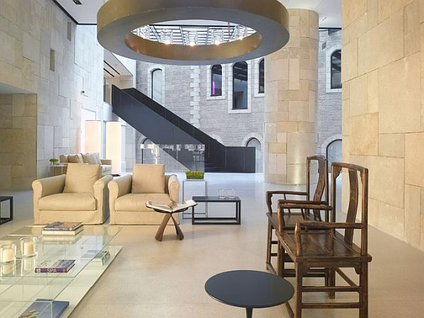 Mamilla Hotel Jerusalem 1 Stylish Mamilla Hotel in Jerusalems Old City