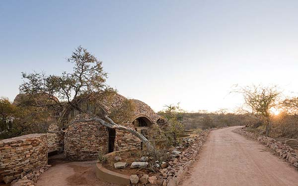 Mapungubwe Interpretation Centre 10 Mapungubwe Interpretation Centre, an Exceptional Architectural Wonder