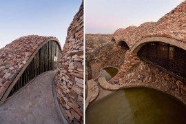 Mapungubwe Interpretation Centre, an Exceptional Architectural Wonder