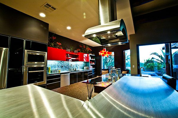 Modern Kitchen Design 1 Kitchen Decorating Ideas for a Modern Home