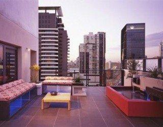 Modern Loft in Melbourne by dKO Architecture
