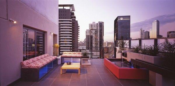 Modern Loft in Melbourne 1 Modern Loft in Melbourne by dKO Architecture