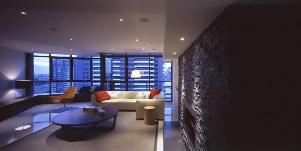 Modern Loft modern loft in melbournedko architecture