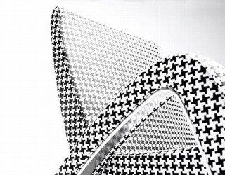 Retro Car Inspired Chair by Dzmitry Samal