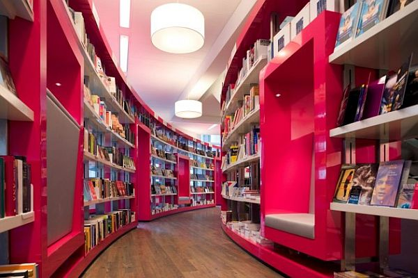 Paagman Book Store by CUBE Architects 1 The wonderland of literature, Paagman Book Store