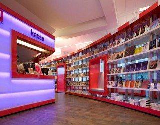 The wonderland of literature, Paagman Book Store