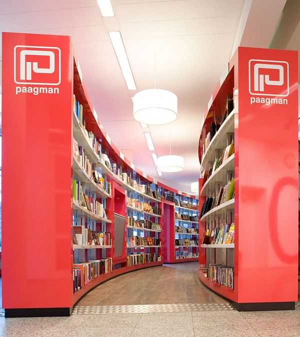 Paagman Book Store by CUBE Architects 8