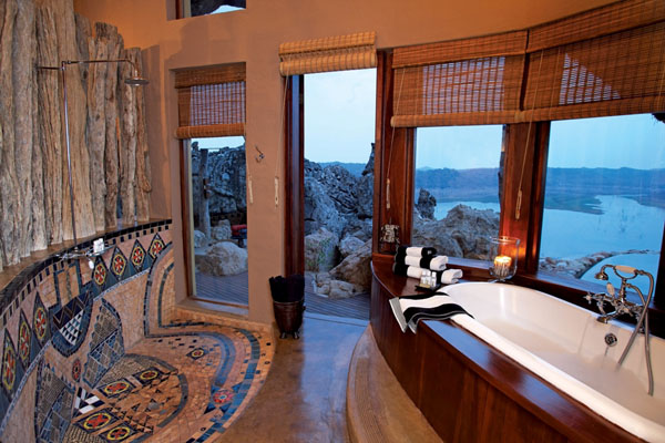 Singita Luxury African reserve 3 Extraordinary luxurious African game reserve: Singita in South Africa