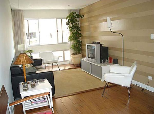 Start ... & Small Apartment Interior Design Ideas