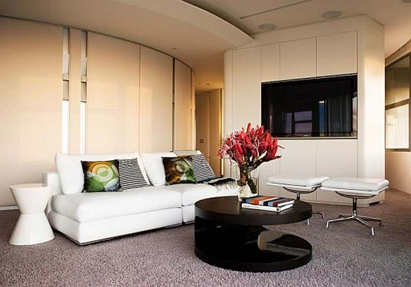 view in gallery - Interior Designs For Apartments
