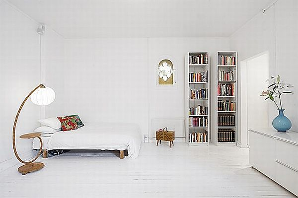 Small apartment interior design 5