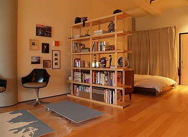 Small apartment interior design 8