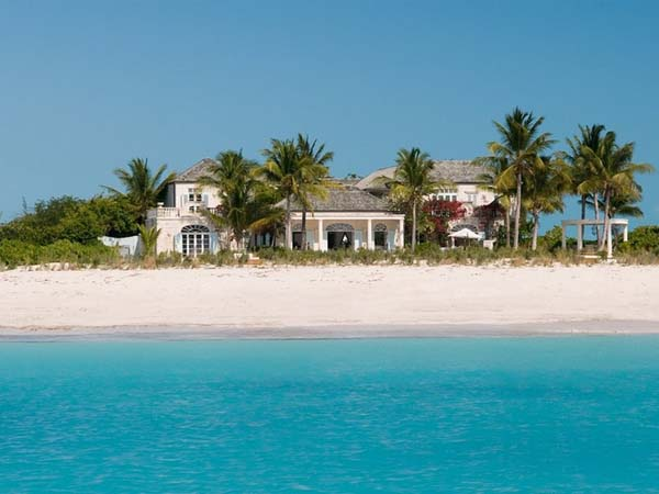 The Coral House on Grace Bay 5 Luscious Barbadian residence featuring exotic interior design