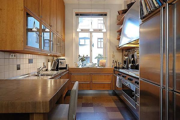 Traditional Swedish Apartment 12