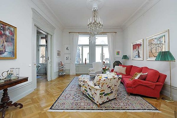 Traditional Swedish Apartment 2