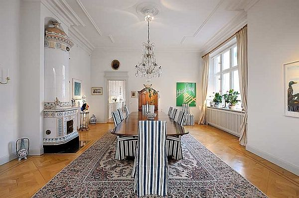 Traditional Swedish Apartment 21