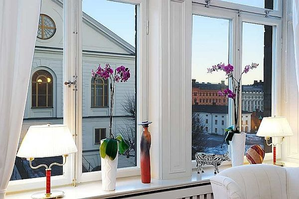 Traditional Swedish Apartment 32
