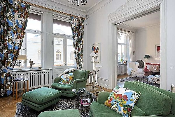 Traditional Swedish Apartment 5