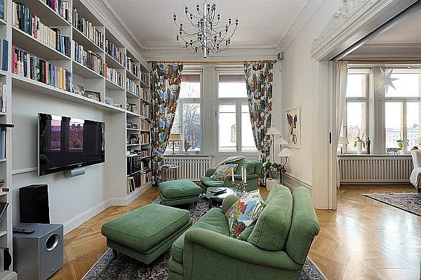Traditional Swedish Apartment 6