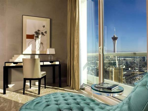 Turnberry Place Penthouse 2 Turnberry Place Penthouse in Las Vegas (Luxury in Every Detail)