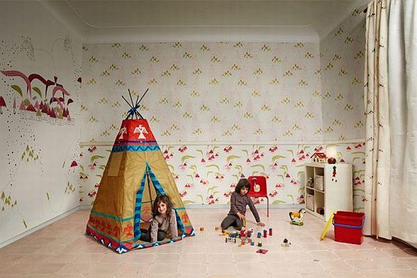 Wallpaper-for-Kids-Room