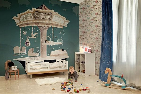 Wallpaper-for-the-Kids-Room