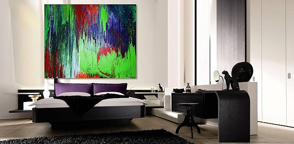 Interior Modern Paint Ideas modern bedroom paint ideas for a chic home view in gallery