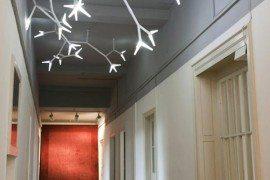 Contemporary modular lighting system: Sparks by Daniel Becker Design Studio