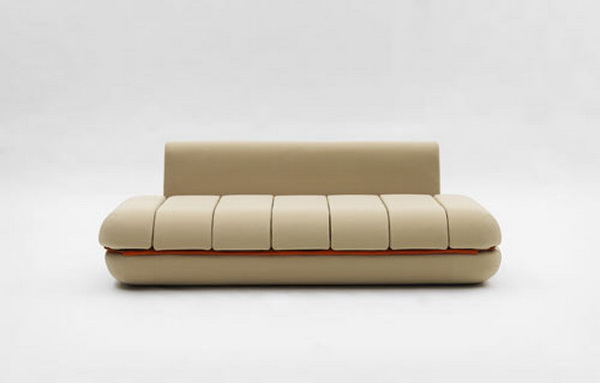 sofa2 Cute multifunctional   sofa by Matali Crasset