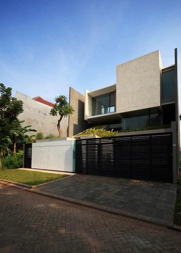 Interesting Minimalist Home Design Indonesia Ideas   Simple Design .