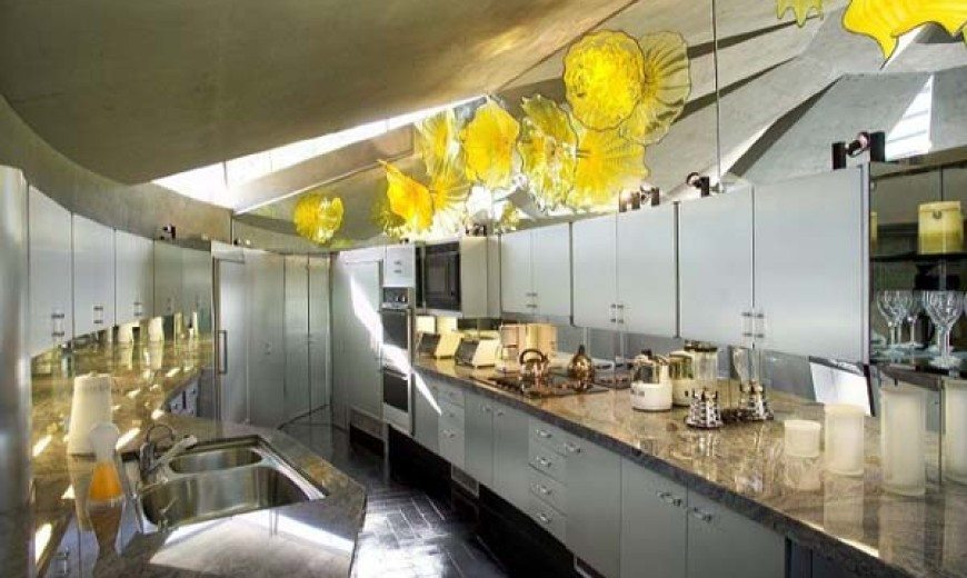 Architectural masterpiece in California: the fantastic Elrod House