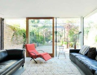 Fabulous restoration of an old Victorian residence by Tim Newbold