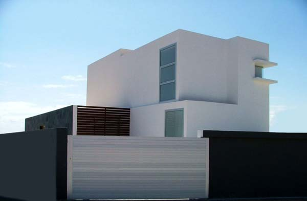 Nuno Gaspar House 4 Sophisticated modern residence in the Canary Islands by Nuno Gaspar