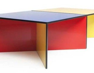 Colourful and versatile furniture for a bright home: Nzela Table