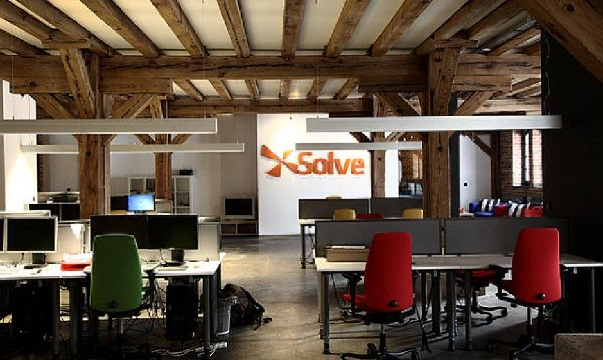 Contemporary Classic Office Design: XSolve & Chilid From Poland