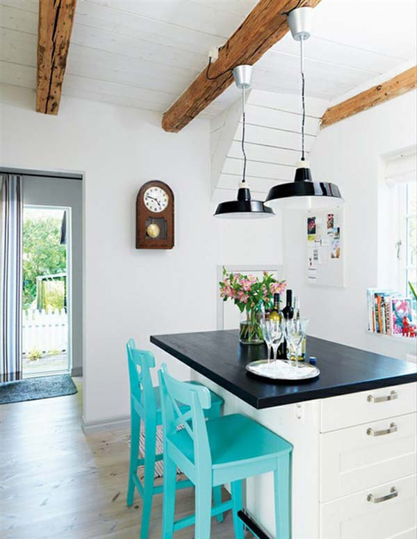 kitchen bar stools  Sitting Taken to New Heights: Bar Stools