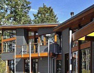 Heavenly House by David Vandervort Architects-Lopez Island Residence