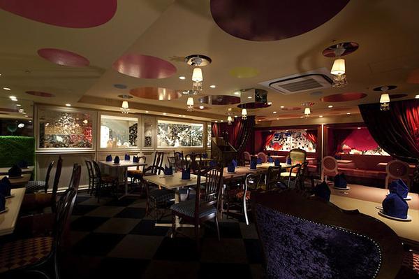 上海爱丽丝主题餐厅上海漫威主题餐厅图片4
