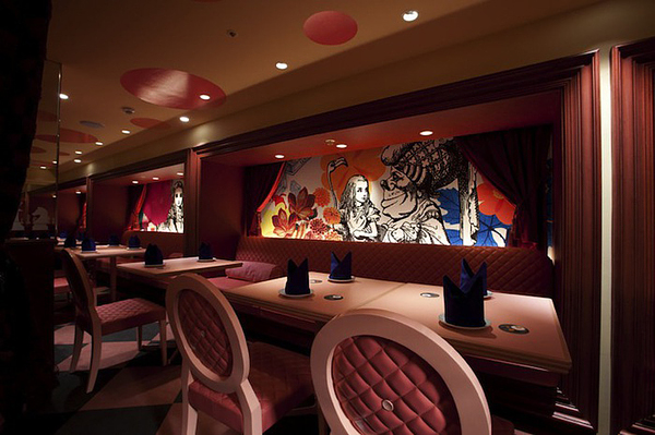 Alice in Wonderland Restaurant (8)
