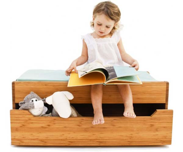 Changing Trunk 6 Beautiful piece of childrens furniture: Changing Trunk by Kalon Studios