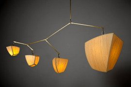 Fabulous and elegant: Constantin Lamps Collection