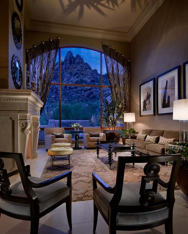 Eclectic Mountainside Estancia 13 Traditional Eclectic Mountainside Estancia by Ownby Design
