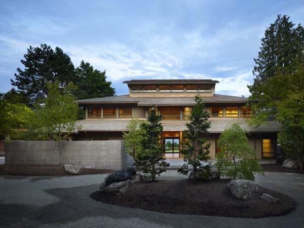 Astonishing Villa Design Inspired By Japanese Architecture Engawa House