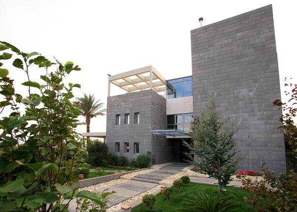 Contemporary lebanon residence displaying amazing outdoor for Modern house lebanon