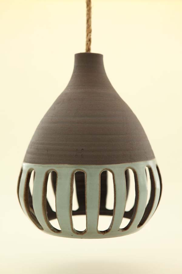 Heather Levine S Ceramic Hanging Pendant Lights