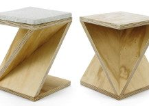 Simple geometric furniture collection: Series 1a by Michael Turner
