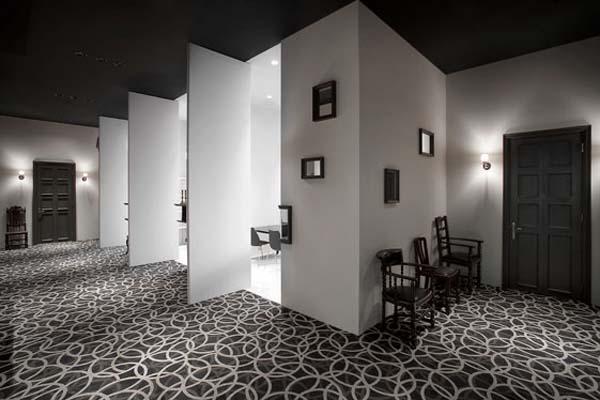 Modern Mental Health Clinic by Nendo (9)