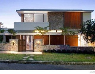 Exquisite contemporary residence in Sydney: River House