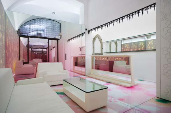 Skin Aesthetic Clinic 8 Relaxing mixture of colours: Skin Aesthetic Clinic interior design